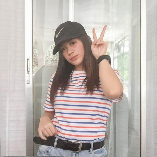 Blogger  Judith Shaila Anne Reyes - An Aspiring Influncer.