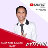 Blogger  Clint Noel Laurito - Vlogger
