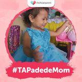 Blogger Angeliza Eloma - Vip vip parent.